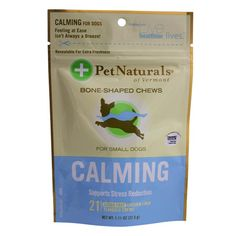Pet Naturals of Vermont Calming for Small Dogs Chicken Liver Description: Supports Stress Reduction. Calming has high potency natural ingredients that are properly formulated. Natural Calm, Dog Branding, Dog Anxiety, Anxiety Help, Chicken Livers, Dog Chews, Shampoos, Dog Supplies, Pet Accessories