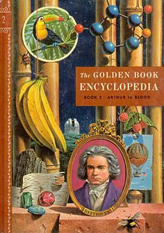 Golden Book Encyclopedias.  I wanted these back in the day but never got them. :-(