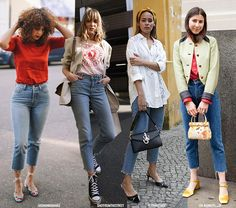 2017 Jeans are… Cropped