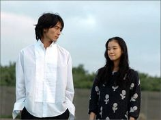 honey clover - iseya yusuke with yu aoi Yu Aoi, Honey And Clover, Jean Seberg, Film Books, Love Movie, Vintage Love, Movie Stars, Actors & Actresses, Fangirl