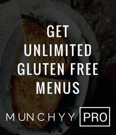 Munchyy Pro Gluten Free Restaurants + Dining       Someone tell me if this is worthwhile!