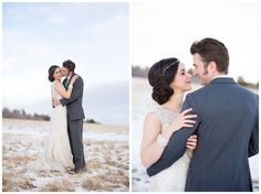 Winter wedding mountains | Bohemian | Gray Suit | The Bridal Collection | Denver Tux | Snowy Winter Wedding | Sarah Roshan | www.sarahroshanphoto.com