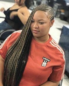 lemonade braids Image may contain: 1 person, closeup Box Braids Hairstyles, Lemonade Braids Hairstyles, Cute Braided Hairstyles, Braided Hairstyles For Black Women, Girl Hairstyles, Hairstyles 2018, Black Girl Braids, Braids For Black Hair, Girls Braids