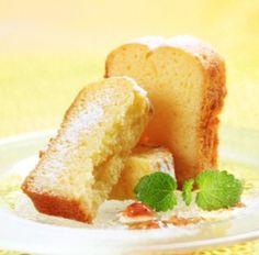 Vegan Orange Poundcake