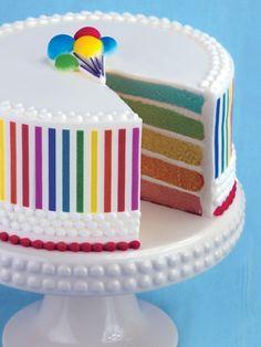 Tarta de colorines