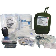 Gunshot Trauma Kit OD Homestead Survival, Wilderness Survival, Survival Prepping, Emergency Preparedness, Survival Gear, Survival Skills, Camping Survival, Survival Hacks, Outdoor Survival