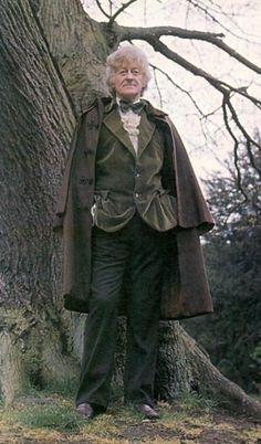 Jon Pertwee from The Time Warrior. Doctor Who.  Эта серия - самая близкая к моему дню рождения. По правде сказать, я её ещё не видела. :)
