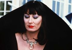 Classic Witch. Anjelica Huston exudes grace in this photo (from the 1990 movie Witches).