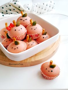 World Cuisine, recipe ideas, videos, healthy eating Cute Snacks, Cute Desserts, Cute Food, Yummy Food, Sweet Cakes, Cute Cakes, Steam Cake Recipe, Macarons, Cute Baking