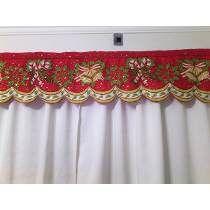 cortinas navideas buscar con google
