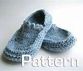 Free Easy Knitting Slipper Pattern