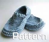Free Easy Knitting Slipper Pattern