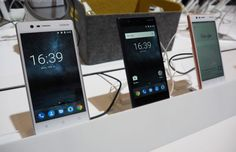 Pretul telefoanelor Nokia 6, Nokia 5 si Nokia 3, in Romania