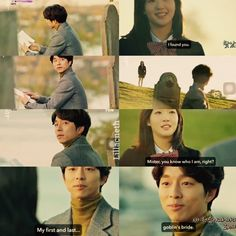 This was my fav scene. Her second life ❤️ •Guardian: the great and lonely God. Ep 16 #goblin #kdrama