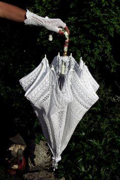 Umbrella Parasol - Allegria (Victorian, Edwardian style)