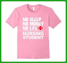 Mens Nursing Student Shirt,Future Nurse,Medical Gift,New Nurse 3XL Pink - Careers professions shirts (*Amazon Partner-Link)