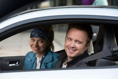Aaron Paul and Imogen Poots in Need for Speed!