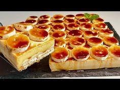 Αυτή η τούρτα κάνει τον κόσμο τρελό γιατί είναι ΔΕΛΤΙΟ! # 200 - YouTube Biscuit Cake, Cake Fillings, Flan, Chocolates, Italian Recipes, Biscuits, Cheesecake, Deserts, Pudding