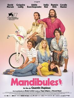 Mandibles (film) - Wikipedia Two Movies, Action Movies, Movies To Watch, Movies And Tv Shows, Michael Jai White, Jean Dujardin, Adele, Martin Sheen, Sitges