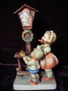 "Hummel figurine ""Adoration"" HUM 23"