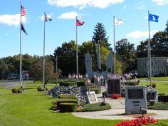USS Oriskany Anchor Memorial