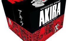 La edición 35 aniversario de Akira de Norma Editorial nominada a mejor edición en los Premios Eisner 2018