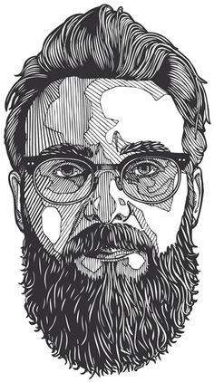 Strong lines, i really like. Andy Tomlinson — Senior Designer at Bite in Illustration