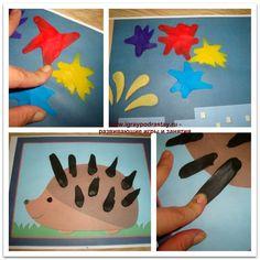 Размазывание пластилина - отличный способ развития рук у детей 2 лет. Plastic Cutting Board, Creative, Kids, Baby, Design, Beautiful, Art, Children, Babys