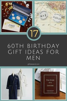 17 Good 60th Birthday Gift Ideas For Him