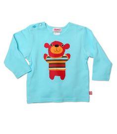Little Bear Long Sleeve Baby Screen Tee