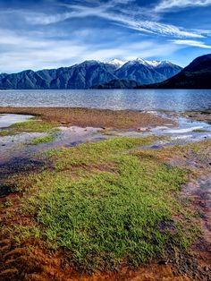 Fjordland, South Island , New Zealand