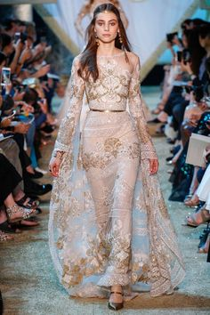 Elie Saab Autumn/Winter 2017 Couture Collection