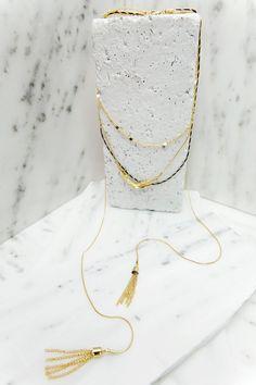 Multi Layer Necklace - Haute & Rebellious