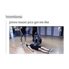 Jimin's teaser #Sick #BTS