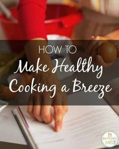 Find healthy cooking challenging? Here are few pointers to avoid the mess and fuss it can create.   Fit Bottomed Eats