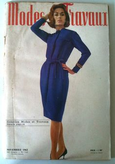 MODE ET TRAVAUX n°743 du 11/1962