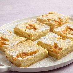 Aprikosen-Käsekuchen (auch lecker mit frischen Aprikosenhälften)