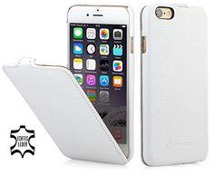 http://ift.tt/1JqSgLO StilGut UltraSlim Case Hülle aus Leder für Apple iPhone 6 & iPhone 6s (4.7) weiß @pricevoooti$$