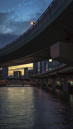 堂島川 doujima-river OSAKA JAPAN