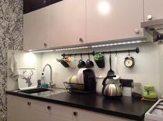 Только белые кухни – 221 фотография