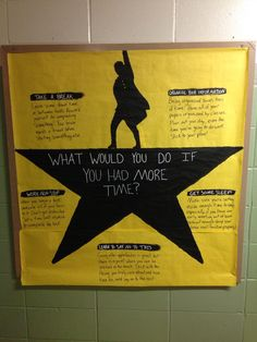 """spicydinosaurwings948: """"When you're an RA who is a crazy fangirl and likes to spend way too much time on bulletin boards… """""""