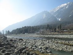 Pahalgam, a beautiful town at Jammu & Kashmir. | Pulse Rate Tours