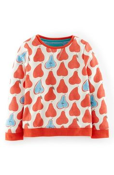Free shipping and returns on Mini Boden Print Sweatshirt (Toddler Girls, Little Girls & Big Girls) at Nordstrom.com. A bright and bold print takes center stage on this soft and sturdy sweatshirt, brushed on the inside to feel extra cozy.