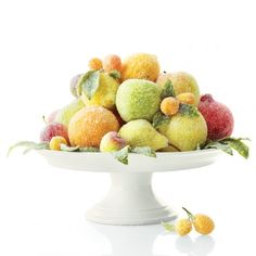 I love thelook of this sugared fruit display, for Thanksgiving or Christmas. - from Martha Stewart mld106493_1210_sugarfruit4_exp_darker1r.jpg