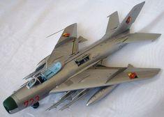 MiG-19PM Farmer-E by Kai-Uwe Beitz (Trumpeter 1:32)
