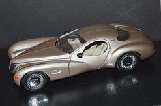 Guiloy Top Line Chrysler Atlantic 1/18 Bronze Die Cast Car #68570B