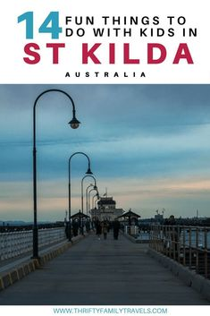 All the best things to do in St Kilda with kids, including the best St Kilda attractions, family friendly accommodation and restaurants. Tasmania Australia, Visit Australia, Australia Travel, South Australia, Cairns, Newcastle, Travel With Kids, Family Travel, Amazing Destinations