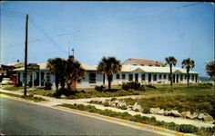 Gay's Cottage Court Jacksonville Beach Florida - 1221 First St. Jack Lucas, owners and managers. Jack Lucas, Jacksonville Beach Florida, Atlantic Beach, Motel, Beaches, Gay, Cottage, Memories, Mansions