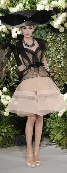 @Maysociety Dior Fall 09 Haute Couture