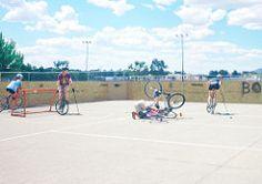 ladies army 8 (gitti la mar) Tags: world ladies bike female army la mar champs 8 womens polo bikepolo gitti